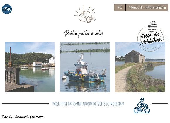 Golfe du Morbihan | 4 Jours | Niveau 2 - Intermédiaire