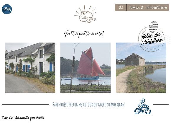 Golfe du Morbihan | 2 Jours | Niveau 2 - Intermédiaire