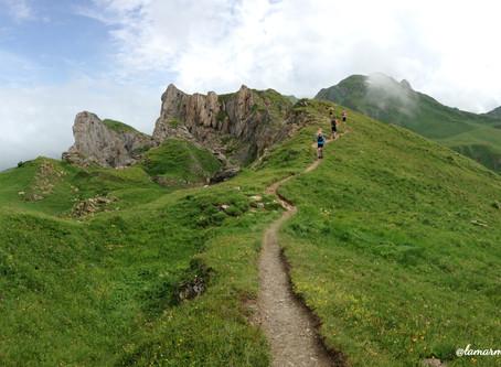"Mon 1er ""long trail"" | Massif du Beaufortain"