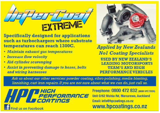HPC Coatings