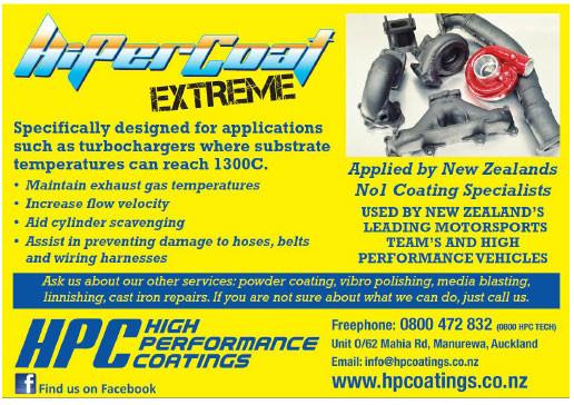 HPC Coatings