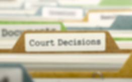 File, Court Decisions