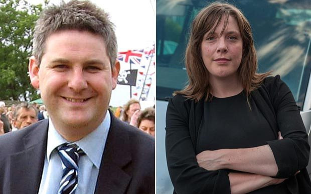 MPs Philip Davies and Jess Phillips