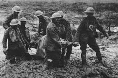 Soldiers at Passchendaele