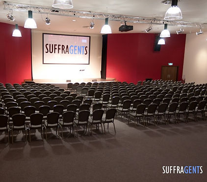 Suffragents Convention
