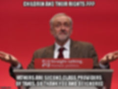 Jeremy Corbyn's Thoughts on Secret Family Courts