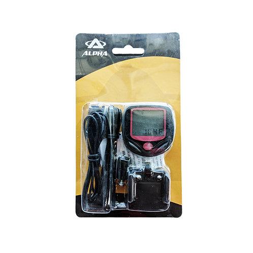 Alpha Wired Speedometer