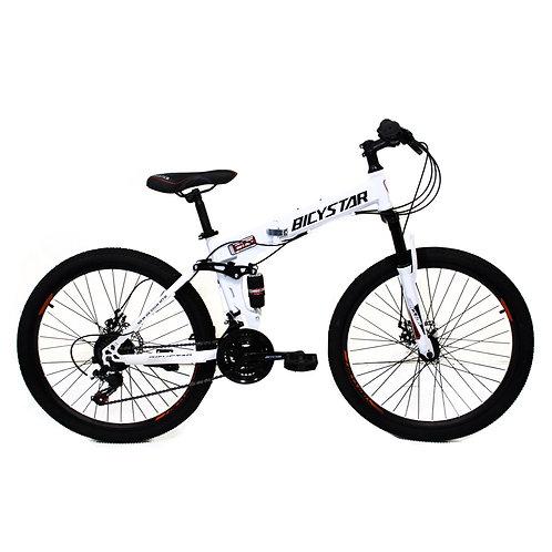 "Bicystar Folding 26"""