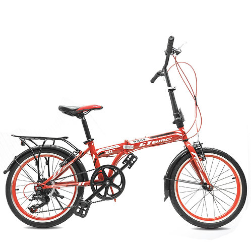 GT BMC Rock Folding Bike 20""