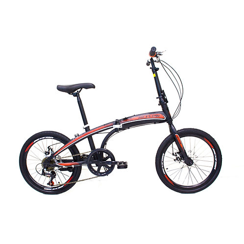"Bicystar Folding 20"""