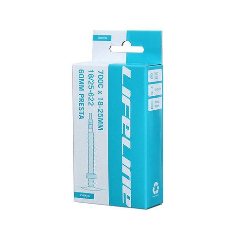 Lifeline Tube 700c x 18-25mm Presta