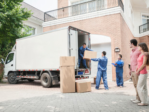 Make Moving  Easy with a Pro