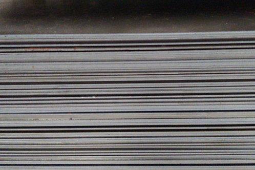 CHAPA No. 18 (1.00m X 2.00m) 1.20mm