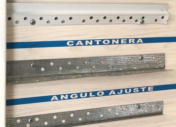 ANGULO DE AJUSTE 0.38mm x 2.60mt 0,2650Kg