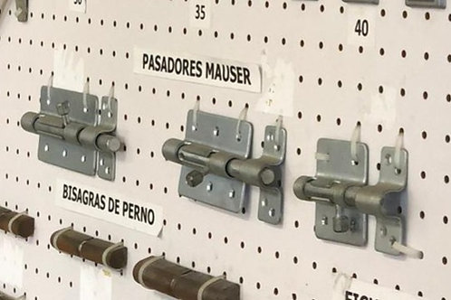 PASADOR MAUSER 120MM RAINER