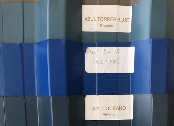 Nº 26 Azul Bolita