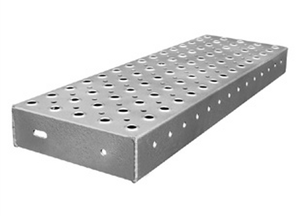 Escalón Stepblock 250x70x750 esp 1.6mm