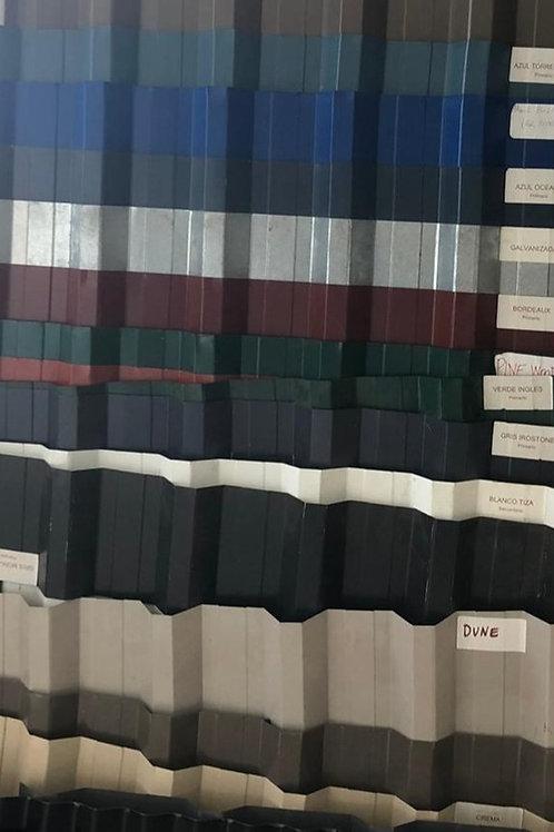 CH. LISA PREP. (0.36mm esp.) 1060x2000mm Negro 6.2Kg