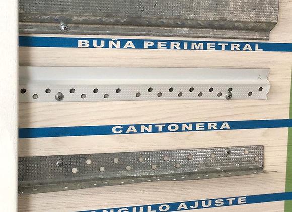 BUÑA PRIMETRAL BCA. 00.40mm x 2.60mt 0,3700Kg