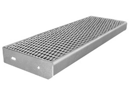 Escalón Stepwalk 250x70x750 E. 2.5mm
