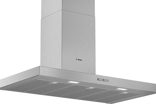 Serie | 2 Wall-Mounted Cooker Hood 90cm Stainless Steel