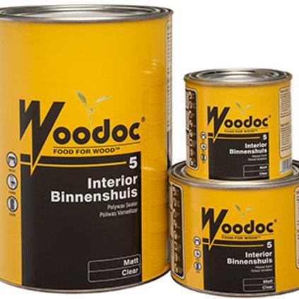 WOODOC 5 INDOOR   MATT   CLEAR