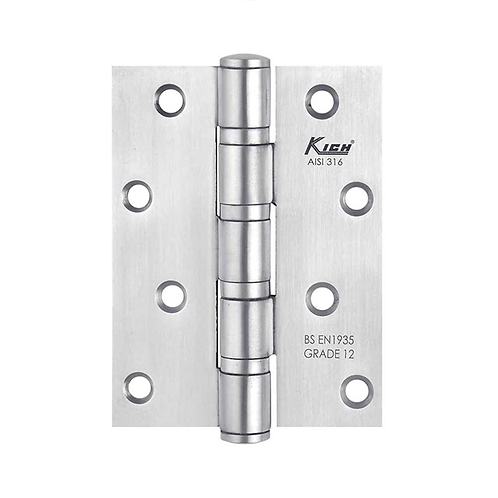 Door Hinge with 4 Bearing 102X76X3mm (DH234S)