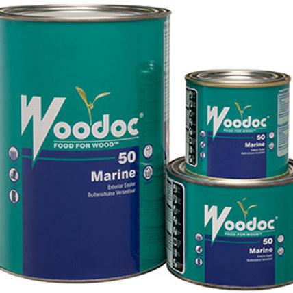 WOODOC 50 EXTERIOR   GLOSS/MATT   CLEAR