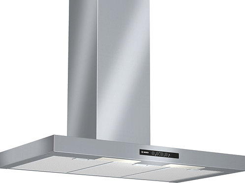 Serie | 2 Wall-Mounted Cooker Hood 90cm Stainless Steel (DWB09W452B)