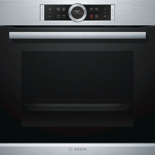 Serie | 8 Built-In Oven Stainless Steel (HBG634BS1B)
