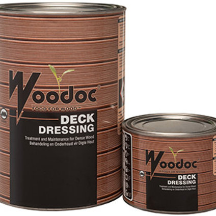WOODOC DECK DRESSING EXTERIOR | LOW-GLOSS