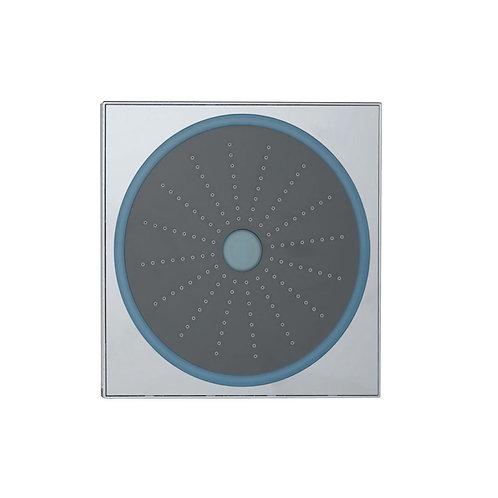 LED Single Function Square Shape Overhead Shower