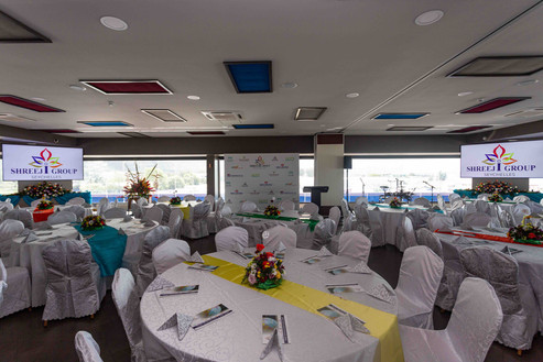Facilities Available for Banquet Event