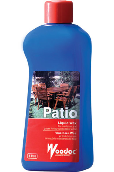 WOODOC PATIO EXTERIOR | CLEAR