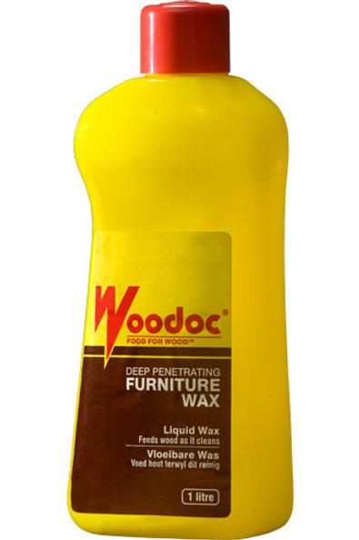 WOODOC FURNITURE WAX INDOOR | CLEAR