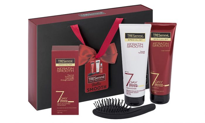 Tresemme Hello Smooth Gift Set