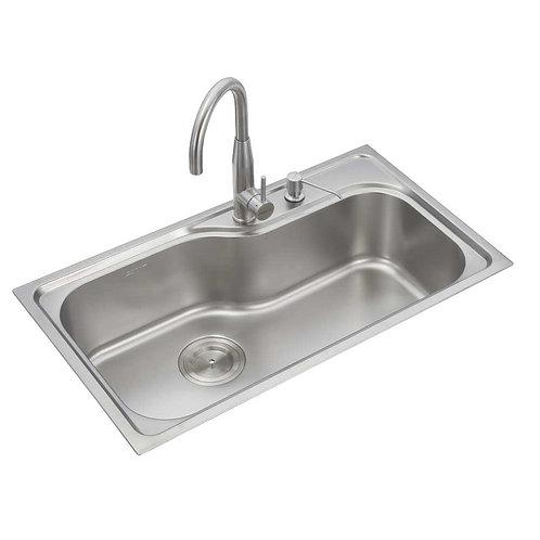 Single Bowl Sink | LS112SP