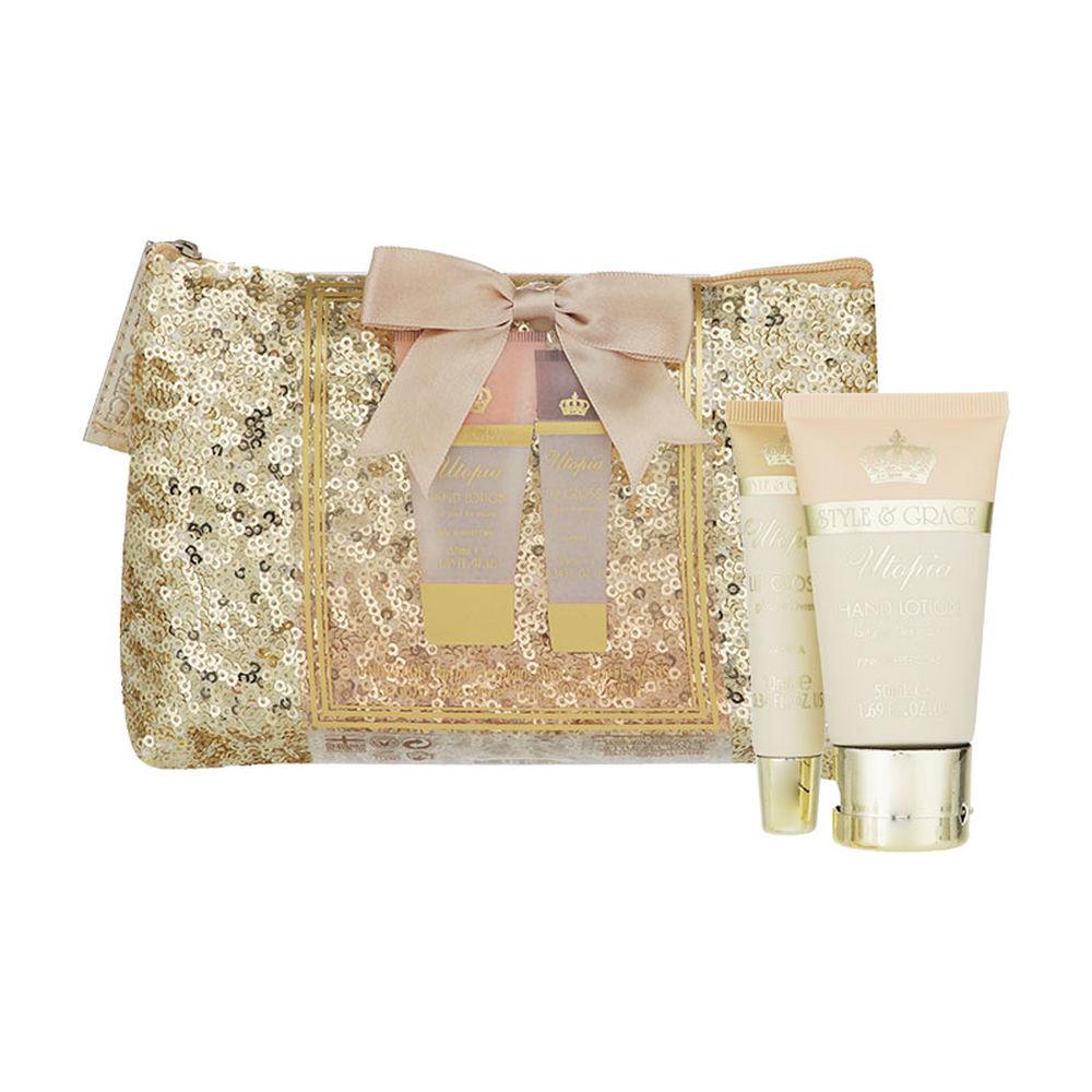 Utopia Glitter Bag Gift Set