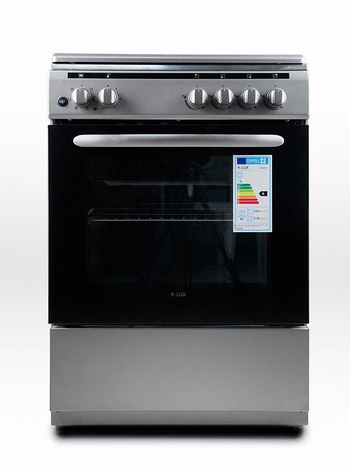 K-Lux Free Standing Cooker 60cm - OBO674E