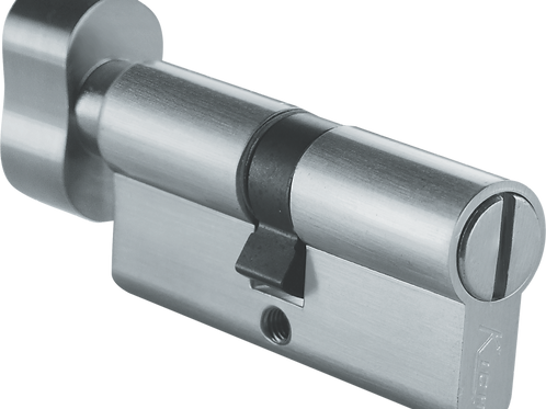 Pin Cylinder Knob to Coin (PCSNS70)