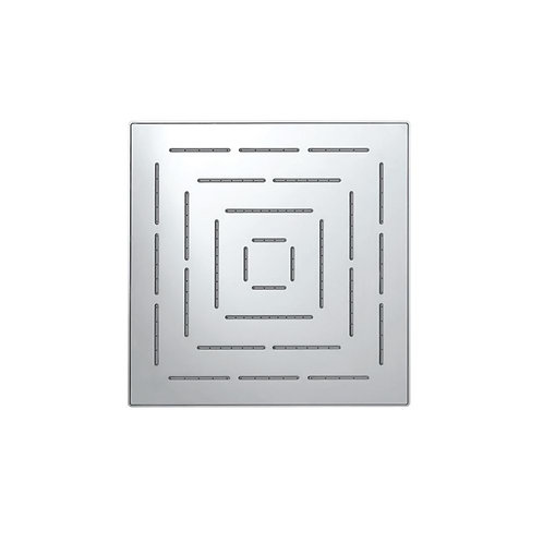 Square Shape Maze Overhead Shower