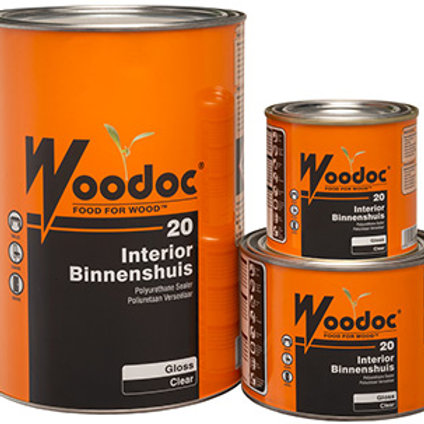 WOODOC 20 INDOOR | GLOSS | CLEAR