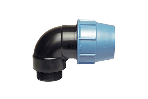 HDPE MALE ELBOW