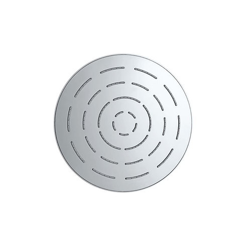 Single Function Round Shape Maze Overhead Shower