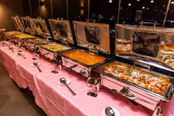 NAYOPI Special Buffet for 300 Guests