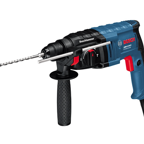 GBH 2-20 D Rotary Hammer with SDS plus