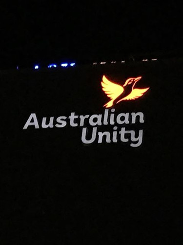 Australian Unity Sky Signage Melbourne.j