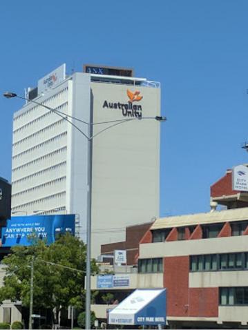 Australian Unity Sky Signage Melbourne.p