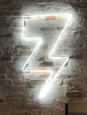 Zeus Street Greek Neon Signage Melbourne