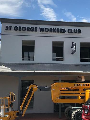 St Georges Workers Club Geelong